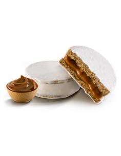 Alfajor Jorgelin Triple chocolate blanco - Caja x 24 unidades