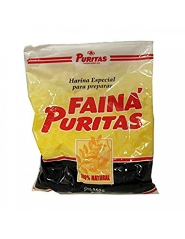 Fainá  PURITAS - 250 Grs.