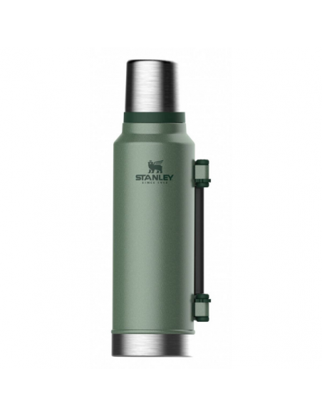El nº1: Termo STANLEY 1.40 litros verde