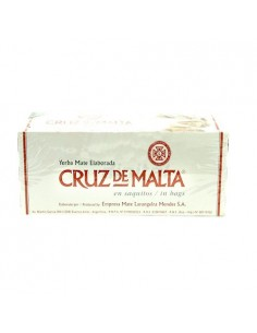 Mate Cocido CRUZ DE MALTA...