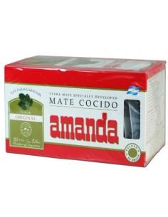 Mate Cocido AMANDA - 25 uds