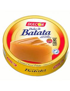 Dulce de batata dulcor