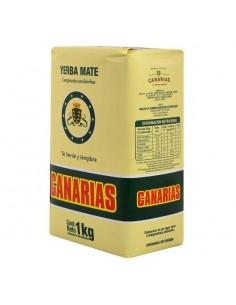 Yerba mate Canarias Té verde y Jengibre