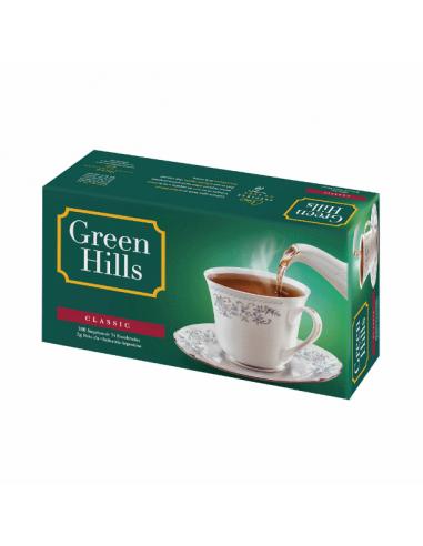 té green hills caja x 25 unidades