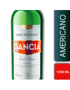 americano gancia argentino 1250 ml