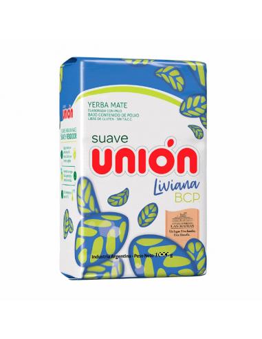 Unión liviana bajo contenido en polvo