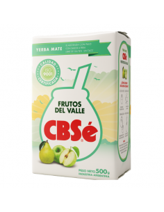 Yerba Mate Cbse Frutos del Valle
