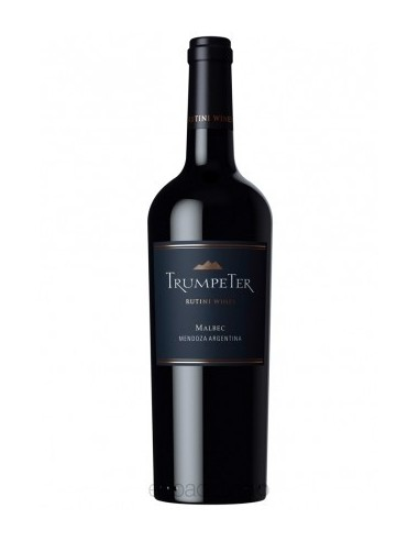 TRUMPETER - Malbec Rutini 750 ml
