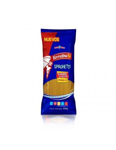 Fideos Spaghetti Terrabusi - 500 grs
