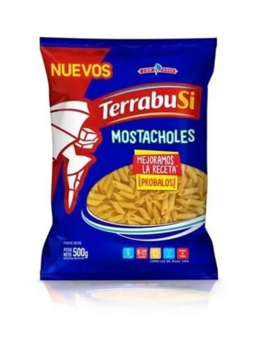 mostacholes terrabusi fideos argentinos