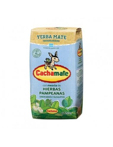 yerba mate cachamate argentina hierbas pampeanas