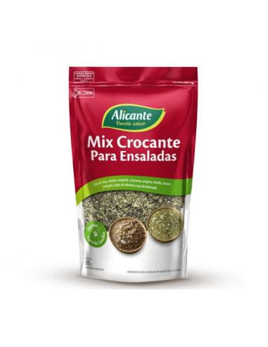Mix Crocante para ensaladas Alicante...