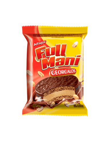 alfajor georgalos full mani