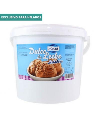 dulce de leche mardel heladero