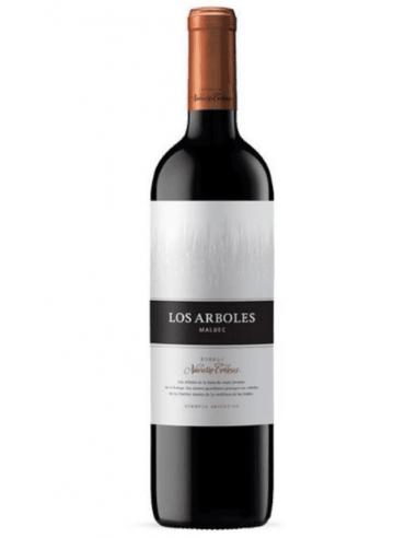LOS ARBOLES - Navarro Correas  Malbec 750 ml