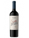 Vino argentino santa julia malbec