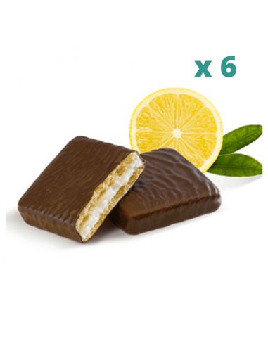 galletitas havanna limon chocolate caja