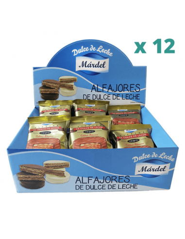 alfajor chocolate barato mardel
