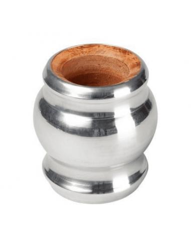 Mate Madera forrado en aluminio