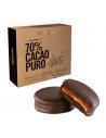 alfajor argentino havanna 70% cacao en europa