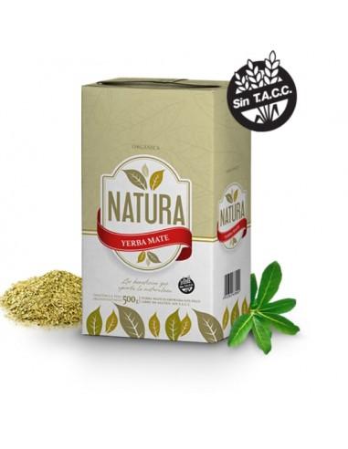 yerba mate natura argentina orgánica