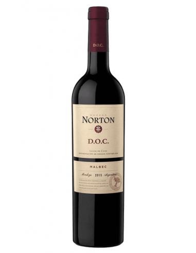 vino norton doc malbec argentina