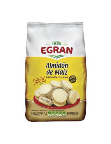 Almidón de maíz Egran x 500grs