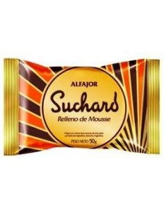 Alfajor Mardel chocolate