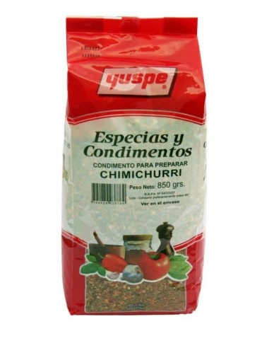 Chimichurri Yuspe 850 grs