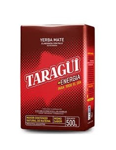 Yerba Mate Taragui Energia...