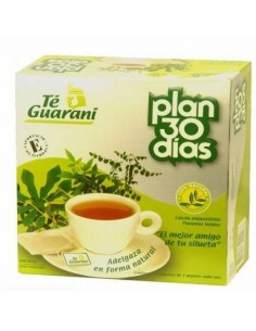 Té Guaraní  PLAN 30 DÍAS -...