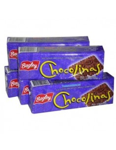 Chocolinas Pack de  5...