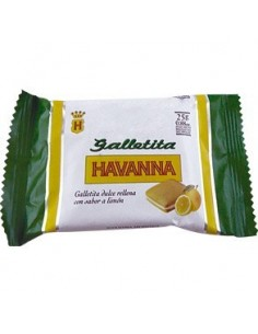 Galletitas de limón HAVANNA