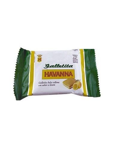Galletitas Havanna de Limon