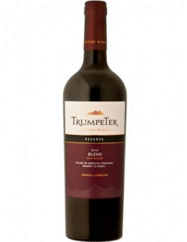 TRUMPETER RESERVA - Malbec 750 ml