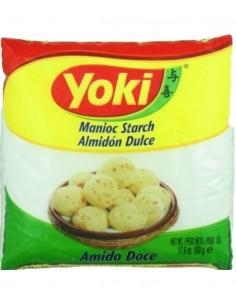Almidon dulce de mandioca...
