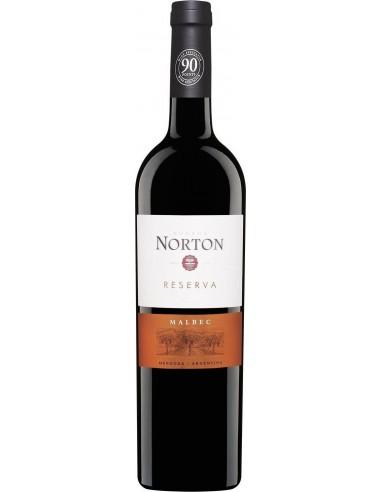 Norton Reserva Malbec   750 ml vinos argentinos