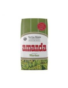 Yerba Mate UNION - Hierbas Serranas 1/2 kilo