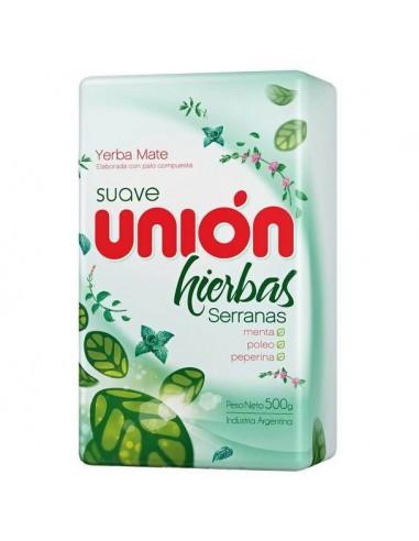 yerba mate Unión hierbas serranas