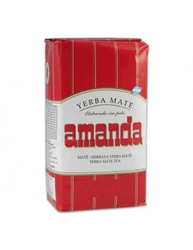 Yerba Mate AMANDA - 500 grs.