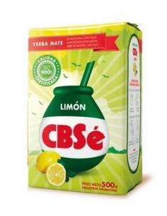 Yerba Mate CBSE - LIMON -...