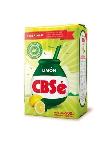 yerba mate cbse limon