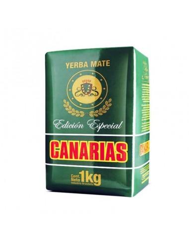 Yerba Mate CANARIAS- 1 kg. Seleccion...