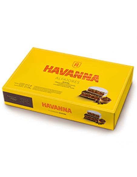 Havanna mixto caja por 6 alfajores