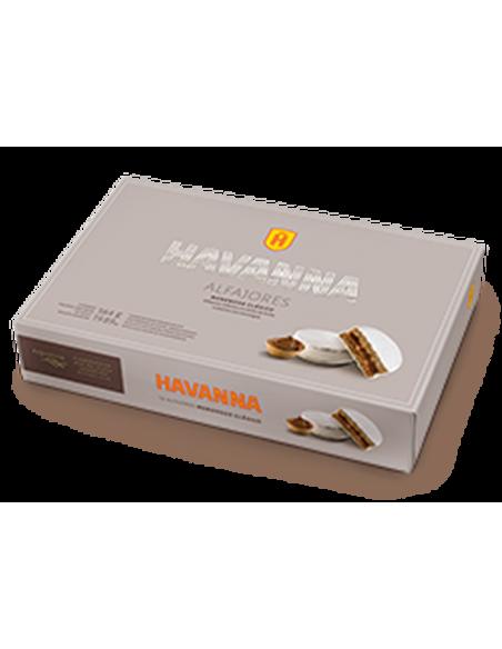 alfajor Havanna Blanco caja x 12 unidades