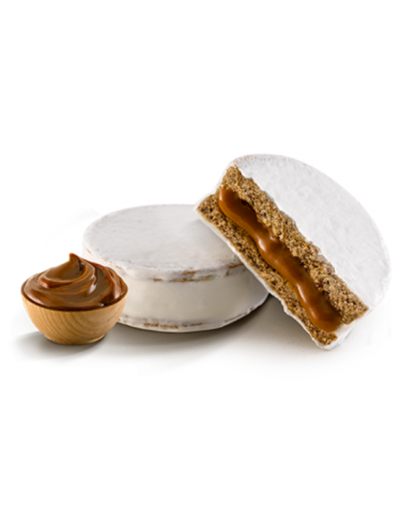 alfajor havanna blanco