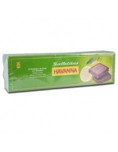 galletitas havanna limon chocolate caja
