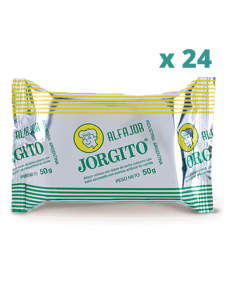 Alfajor JORGITO Blanco -...