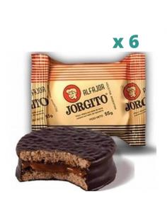 Alfajor JORGITO Chocolate -...