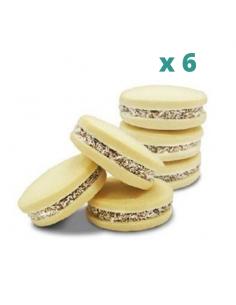 alfajor de maizena caja x 6